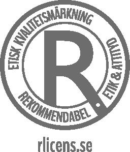 Etisk kvalitetsmärkning R-licens